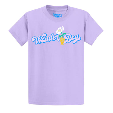 Wonder Boy Tee - Whosits Whatsits