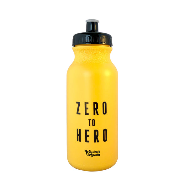 ZERO/HERO Sports Bottle - Whosits Whatsits