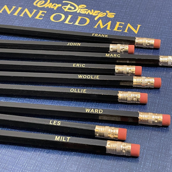 Nine Old Pencils - Whosits & Whatsits