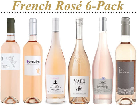 French Rosè 6 Pack