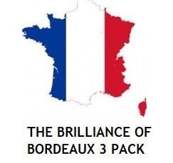 Brilliance of Bordeaux 3 Pack