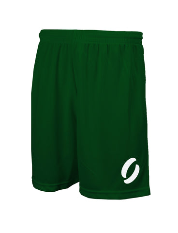 SHORTS in bottle green