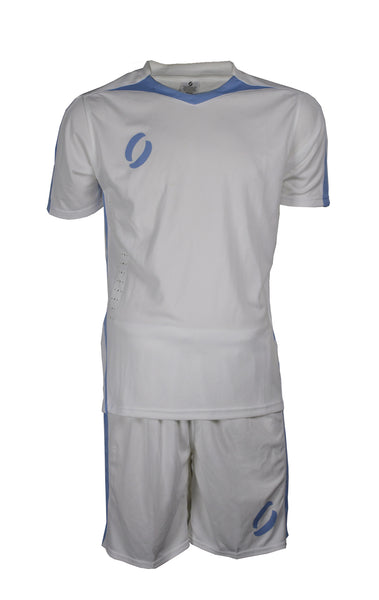 STRIKER playing strip in white/sky