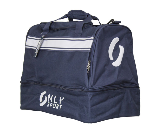 Malvern City PLAYERS Bag in navy blue.