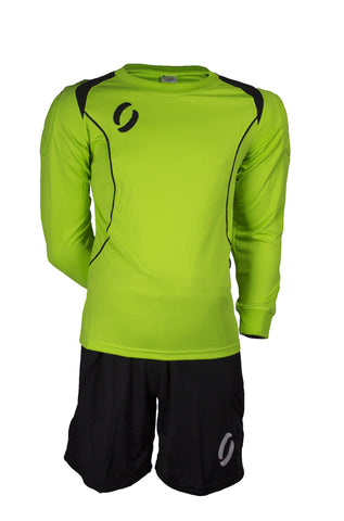 Goalkeeper top & shorts