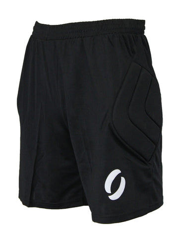 SHORTS goalkeeper in black