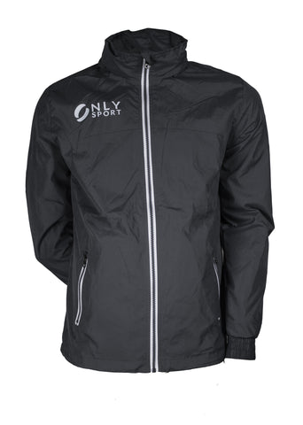 Spray Jacket Black