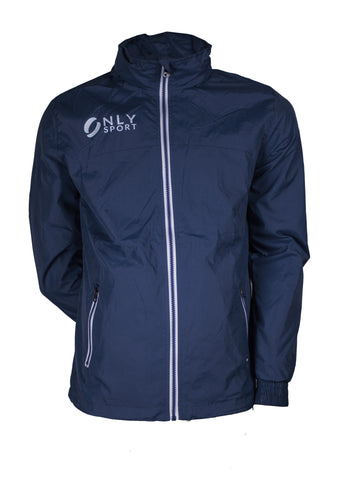 Spray Jacket Navy Blue