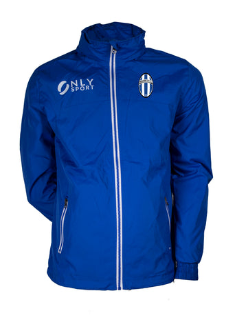 Malvern City Spray Jacket Royal Blue