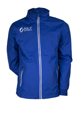 Spray Jacket Royal Blue