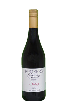 Brokers Choice McLaren Vale Shiraz