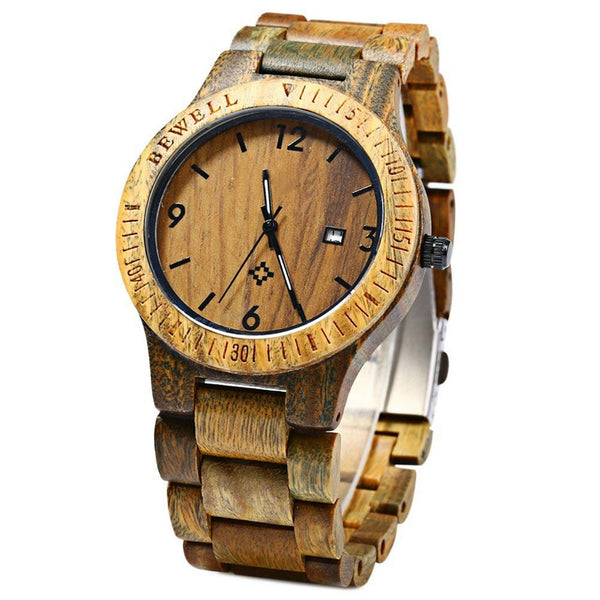 M2 Series - The Wooden Grain Forager