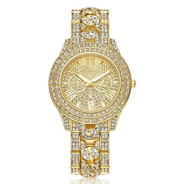 Dazzling Diamond-Accented Watch Series