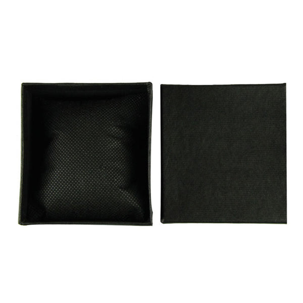 Black Silk Style Watch Case