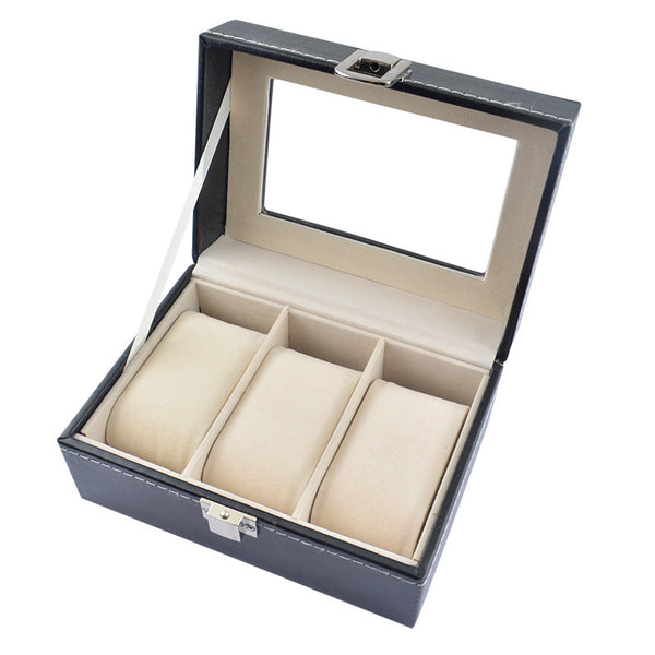 Luxury 3 Grid Cover Box