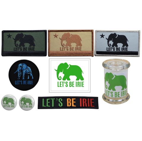 LET'S BE IRIE™ Accessories