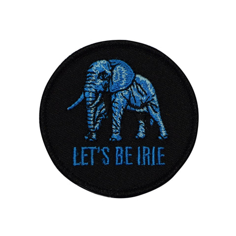 LET'S BE IRIE Iron-on Patch - Let's Be Irie™