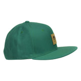 LET'S BE IRIE Elephant Hat - Kelly Green Snapback - Let's Be Irie™