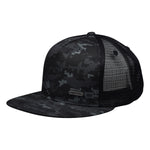 Digital Camo Trucker Hat with Metal Emblem by LET'S BE IRIE - Let's Be Irie™
