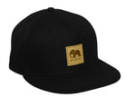 LET'S BE IRIE Snapback - Black - Let's Be Irie™