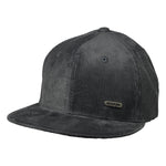Corduroy Snapback by LET'S BE IRIE - Gray - Let's Be Irie™