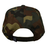 California Bear Snapback Hat by LET'S BE IRIE - Black and Camo - Let's Be Irie™