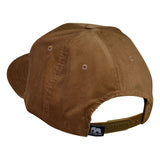 Lake Tahoe Corduroy Hat by LET'S BE IRIE - Brown Cotton Snapback - Let's Be Irie™