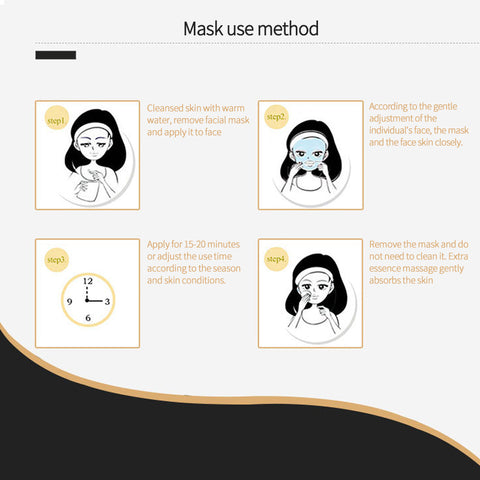 face mask instructions