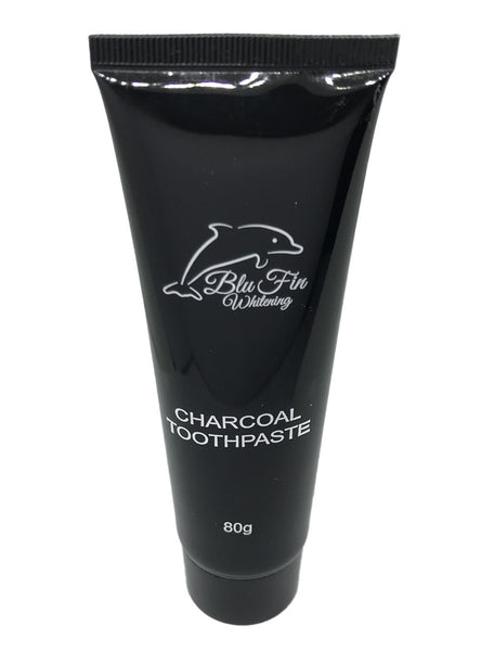 FREE Charcoal Whitening Toothpate-Mint (LIMIT ONE PER CUSTOMER) - Blu Fin Whitening