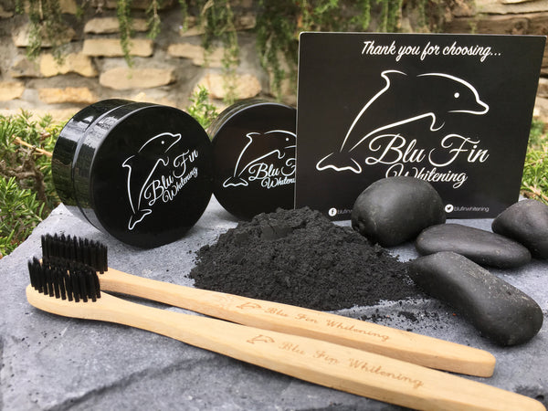 Bamboo Toothbrush & Charcoal Scrub in Los Angeles County, CA