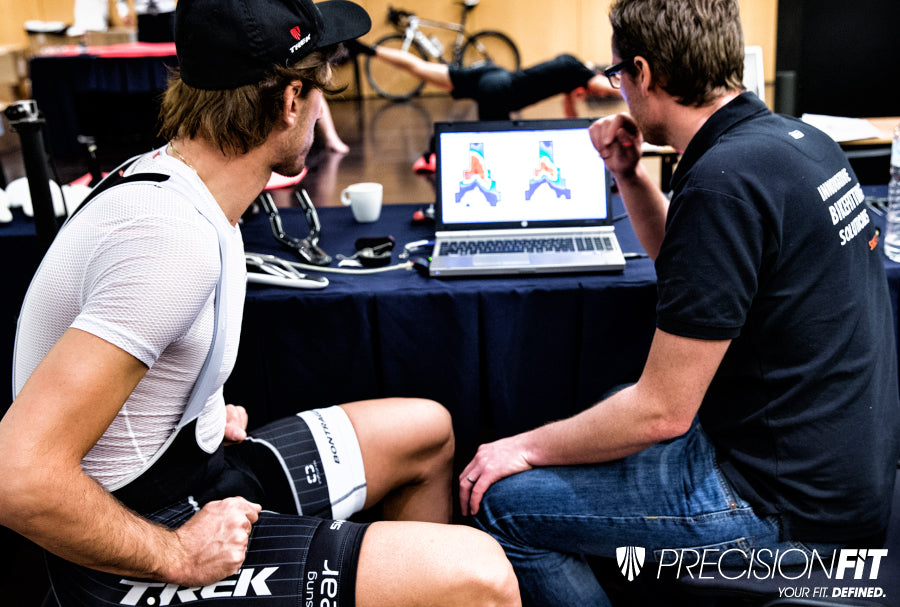 Precision Fit Analysis Session