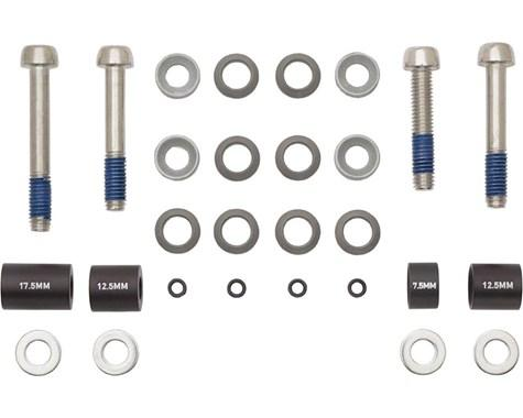 Brake Mount Avid Post Spacer Set 20s FR180 Rear 160mm