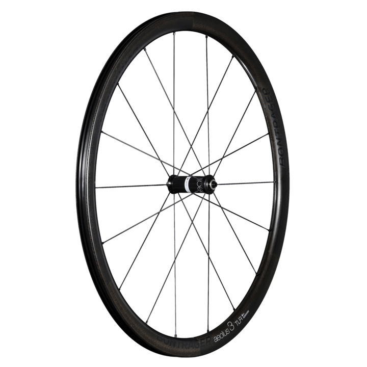 Bontrager Wheel Front Aeolus 3 TLR Clincher Black