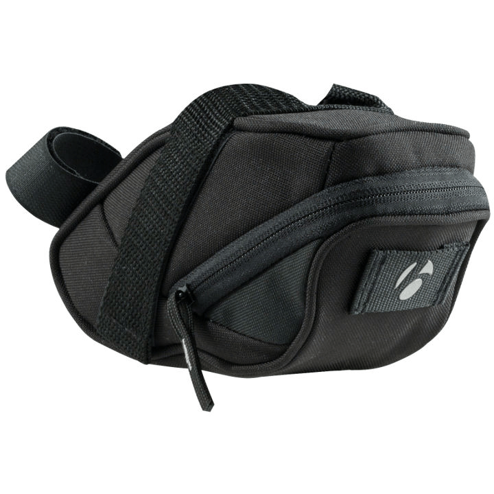 Bontrager Bag Seat Pack Comp Medium Black - Cycles Galleria Melbourne