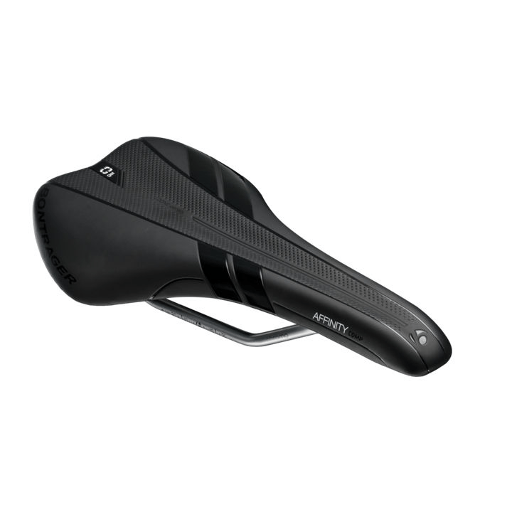 Bontrager Affinity Gel Comp Saddle - Cycles Galleria Melbourne