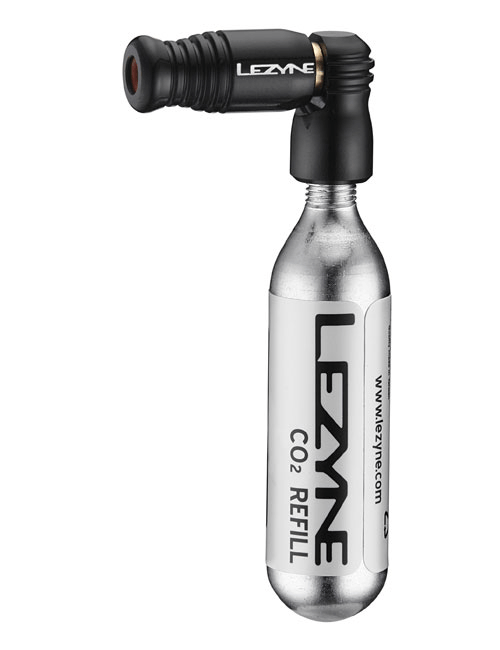 Lezyne Trigger Speed Drive Co2 Black - Cycles Galleria Melbourne