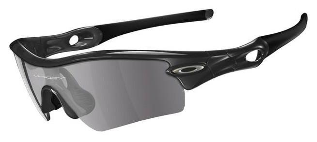 OAKLEY Radar Path Polished Black w/Grey - Cycles Galleria Melbourne