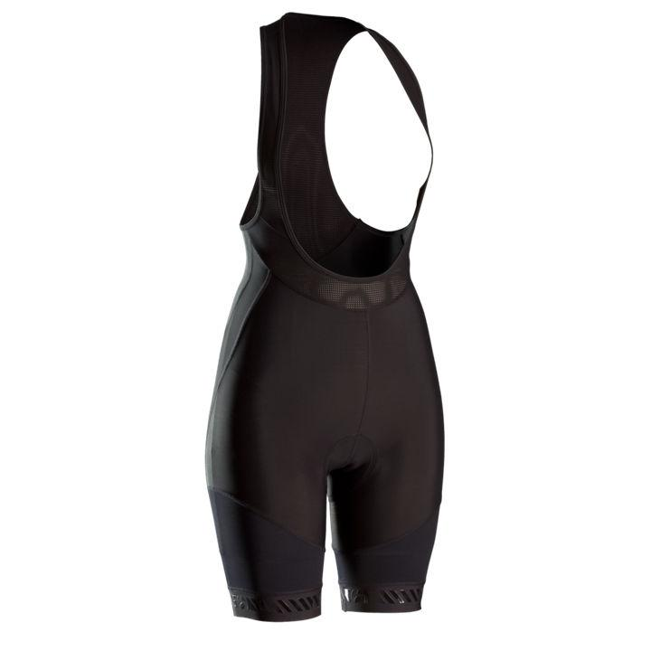 Bontrager Short Race Womens Bib Short Large Black CLOSEOUT