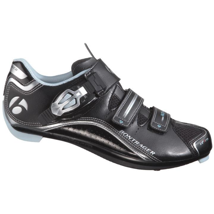 Bontrager Race DLX 40 Black Womens Road Shoes CLOSEOUT