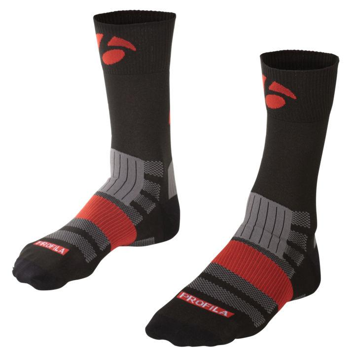 Bontrager Socks RXL 5 S (36-39) Black CLOSEOUT