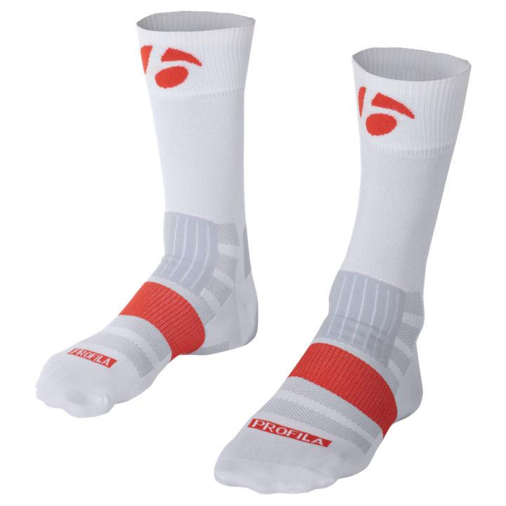 Bontrager Socks RXL 5 S (36-39) White CLOSEOUT