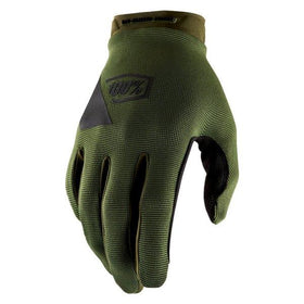 100% Ridecamp Glove - Cycles Galleria Melbourne