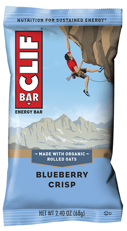 Clif Bar - Blueberry Crisp - Cycles Galleria Melbourne