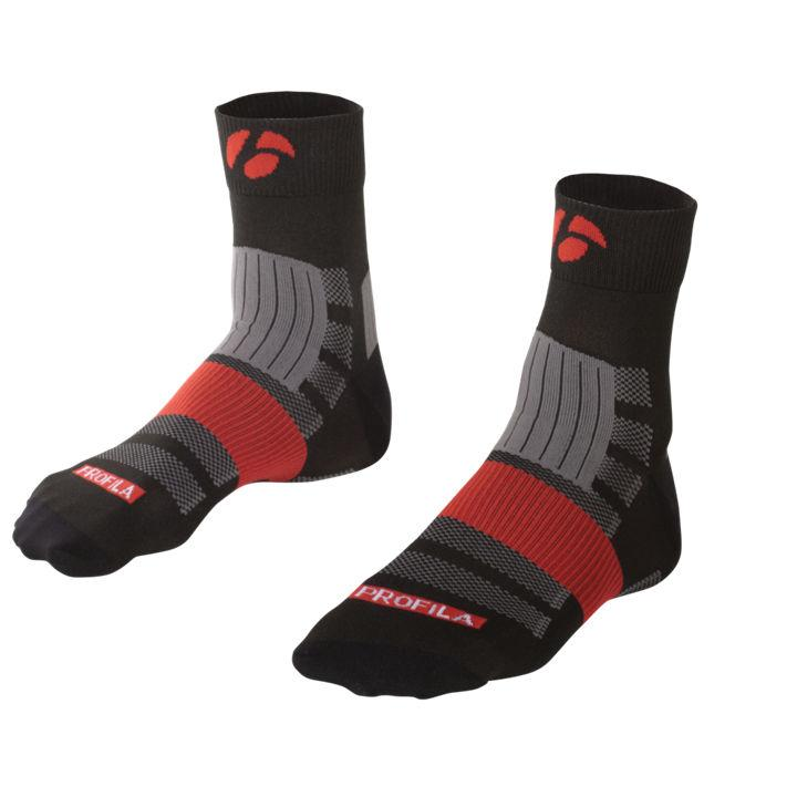 Bontrager Socks RXL 2.5 S (36-39) Black CLOSEOUT