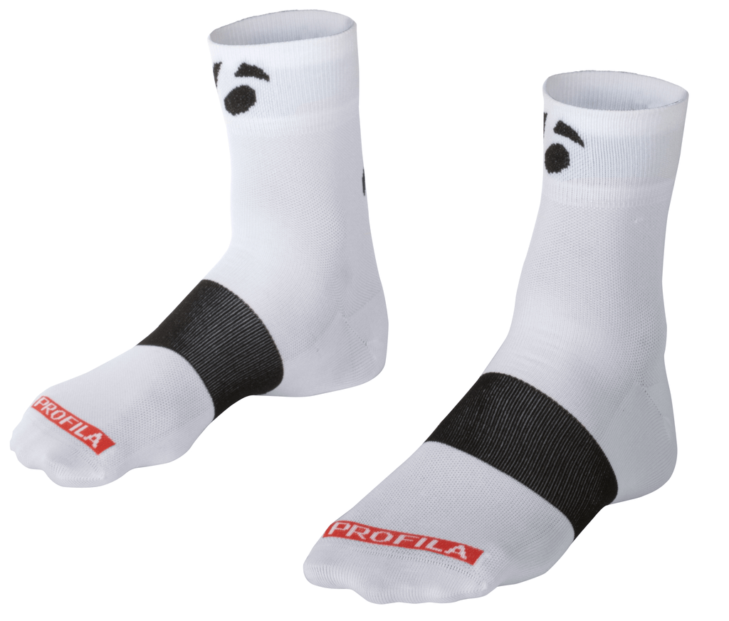 "Bontrager Race 2.5"""" Sock - Cycles Galleria Melbourne"