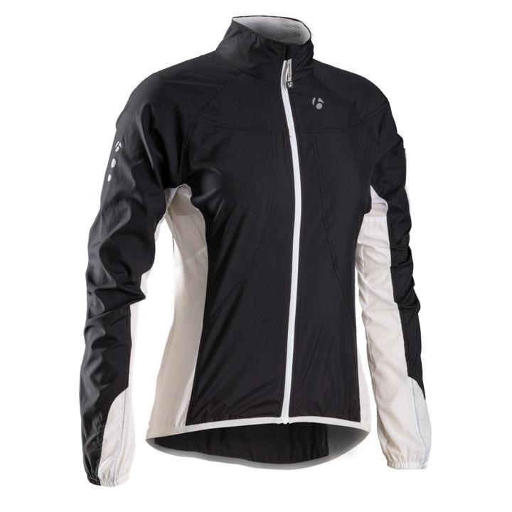 Bontrager Jacket Race Windshell Womens X-Small Black CLOSEOUT - Cycles Galleria Melbourne