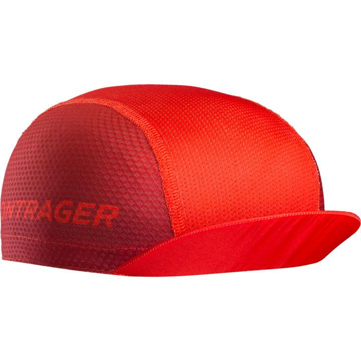 Bontrager Summer Cycling Cap Viper Red - Cycles Galleria Melbourne
