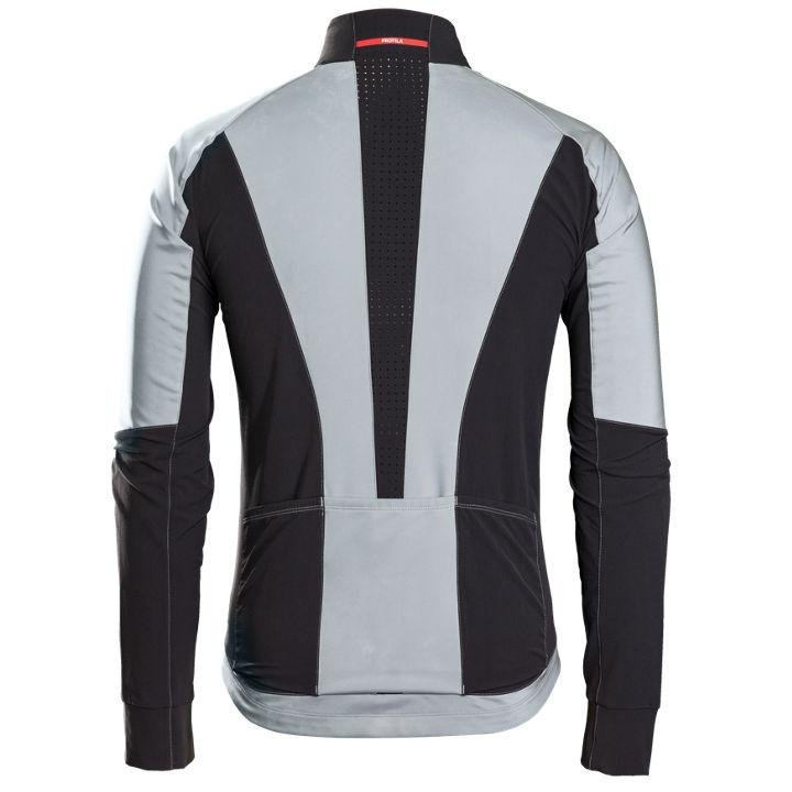 Bontrager Velocis Reflective Windshell Jacket - Cycles Galleria Melbourne