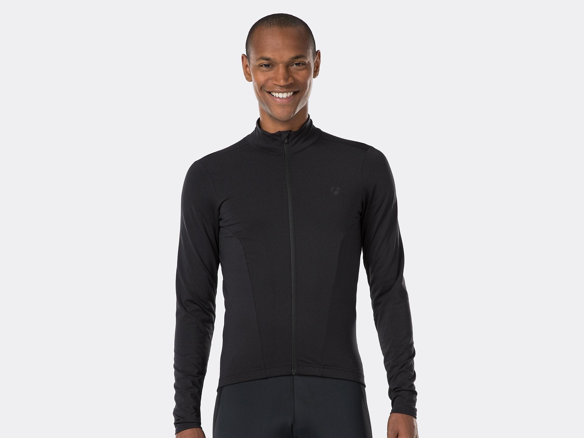 Bontrager Velocis Thermal Long Sleeve Jersey - Cycles Galleria Melbourne