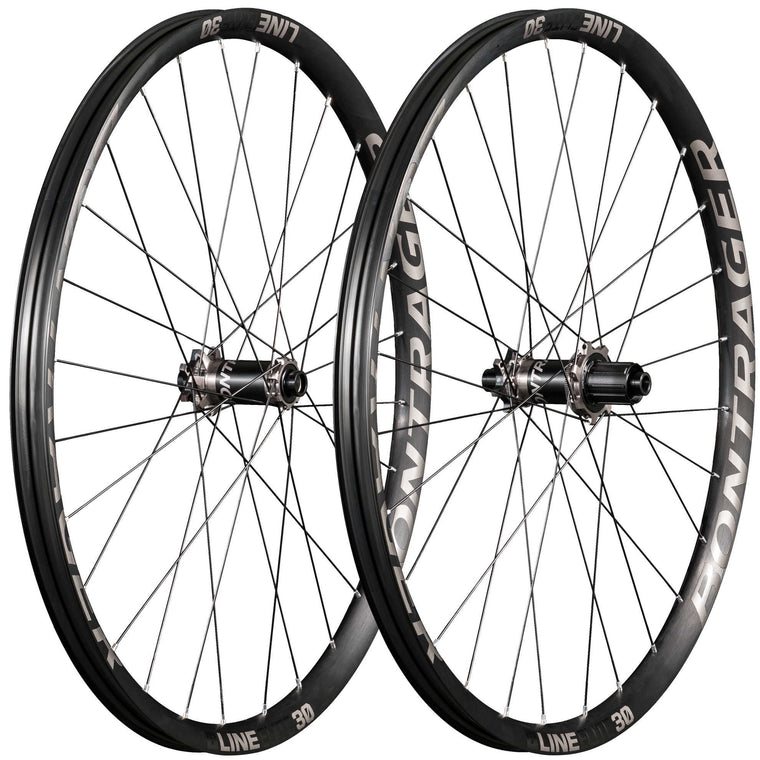 Bontrager Line Elite 30 Boost Wheels